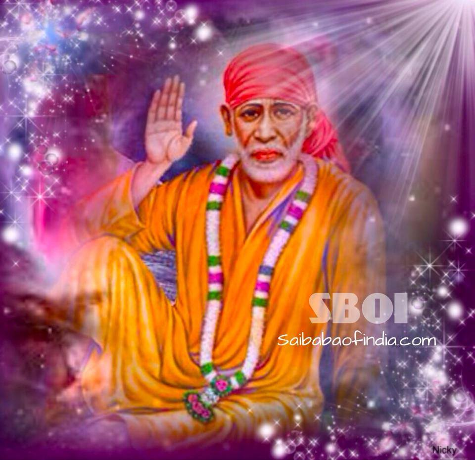 lord sai baba photos