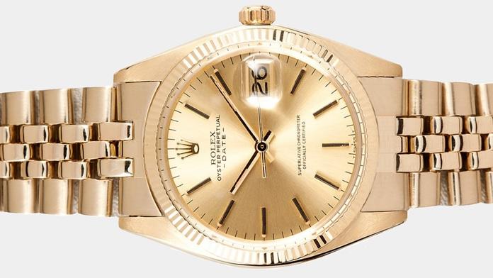 L'orologio d'oro