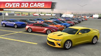 Modifikasi game CarX Drift Racing