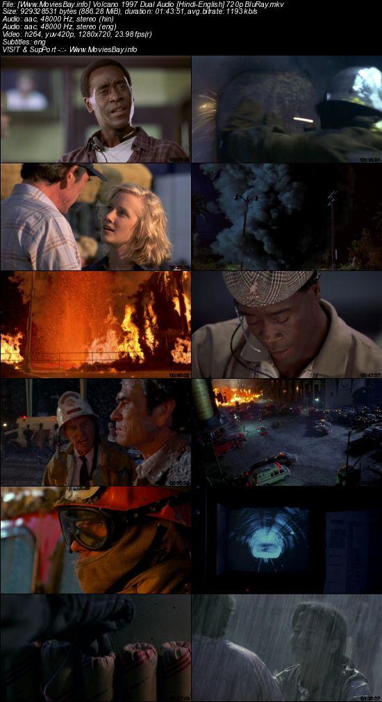 Volcano 1997 Dual Audio [Hindi-English] 720p BluRay worldfree4u