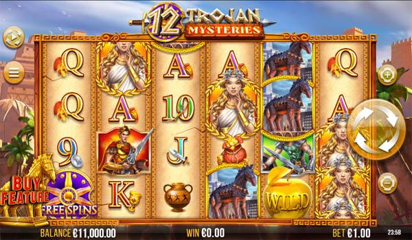Main Gratis Slot Indonesia - 12 Trojan Mysteries Yggdrasil