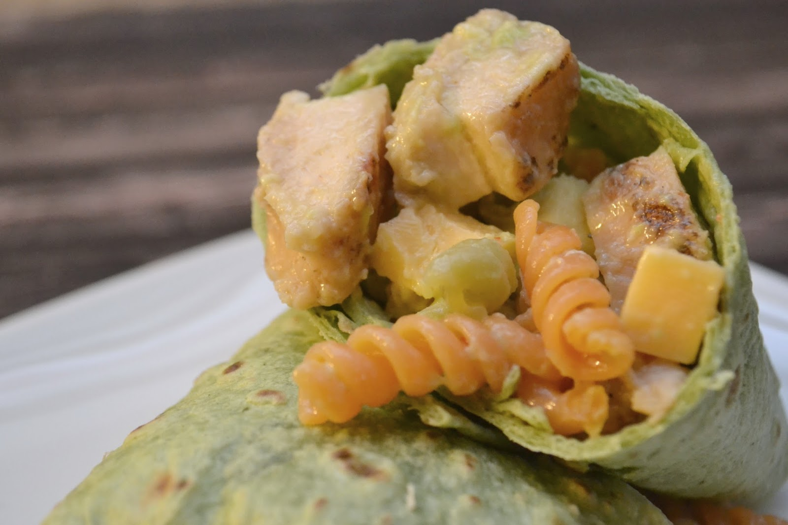 Ad Italian Grilled Chicken Avocado Pasta Recipe Building Our Story