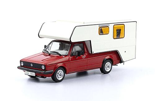 volkswagen caddy typ 14d camper 1982 deagostini, volkswagen caddy typ 14d camper 1982 1:43, volkswagen caddy typ 14d camper 1982, volkswagen offizielle modell sammlung, vw offizielle modell sammlung