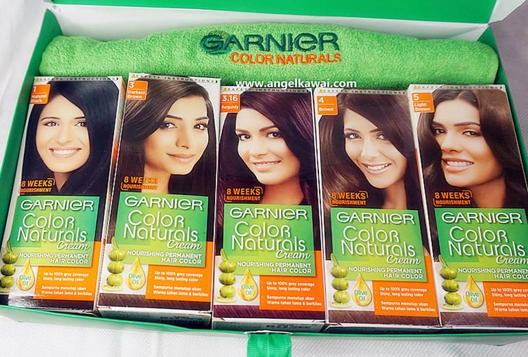 Angelkawai S Diary Garnier Color Naturals Cream Hair Color 3 16