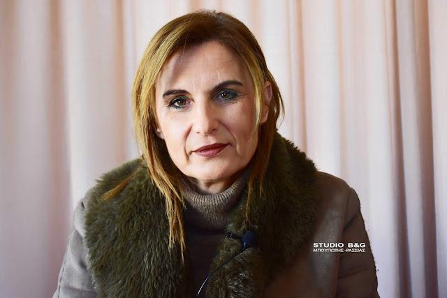 Μαρία Ράλλη: Να δείξουμε με κάθε τρόπο στα παιδιά μας την υπομονή, την υπευθυνότητα, και τη σοβαρότητα