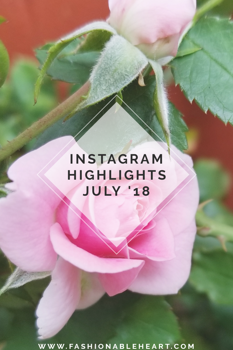 Fashionable heart instamonth for july 2018 bbloggers bbloggerca bblogger canadian beauty blogger lifestyle instagram instamonth izmirmasajfo