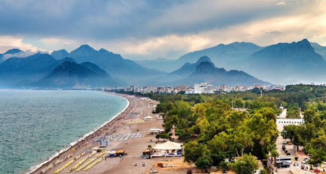 السياحة في أنطاليا : أهم المعالم السياحية التي تستحق الزيارة
