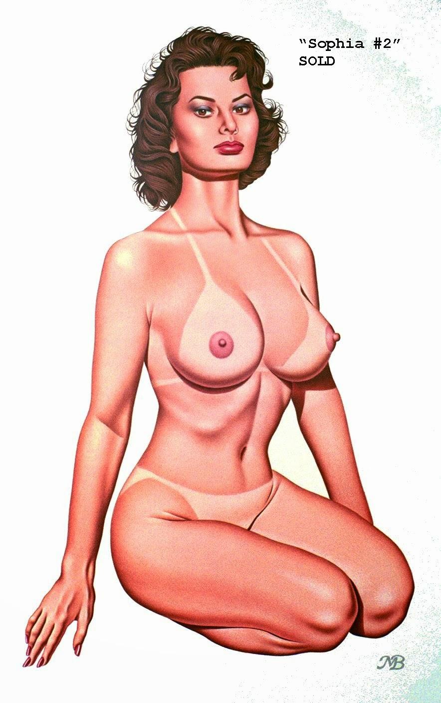 Nude Pinup Photos