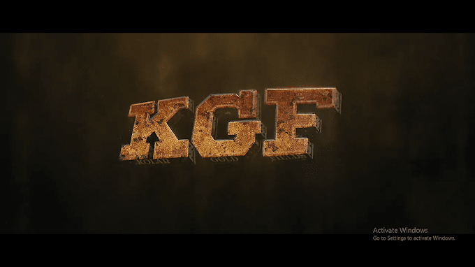 KGF Full Movie Story