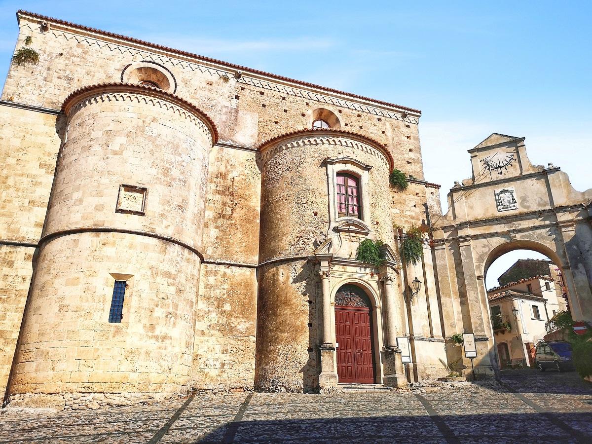 Cosa vedere Gerace Cattedrale