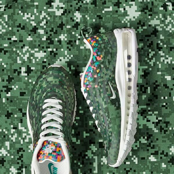 Nike Air MAX 97 SSL Bv0306 700, Zapatillas para Hombre