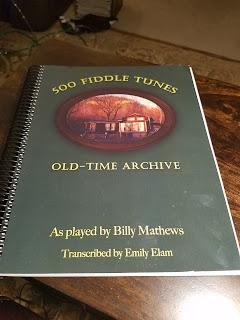 Kansas City Old Time Music: Billy Mathews and Colin Blair CD