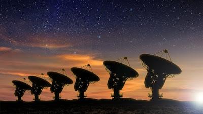 Las Redes Sociales y la detección de  inteligencia extraterrestre