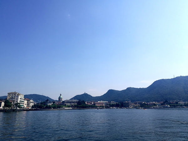 Italy: Holidaying in Lake Como