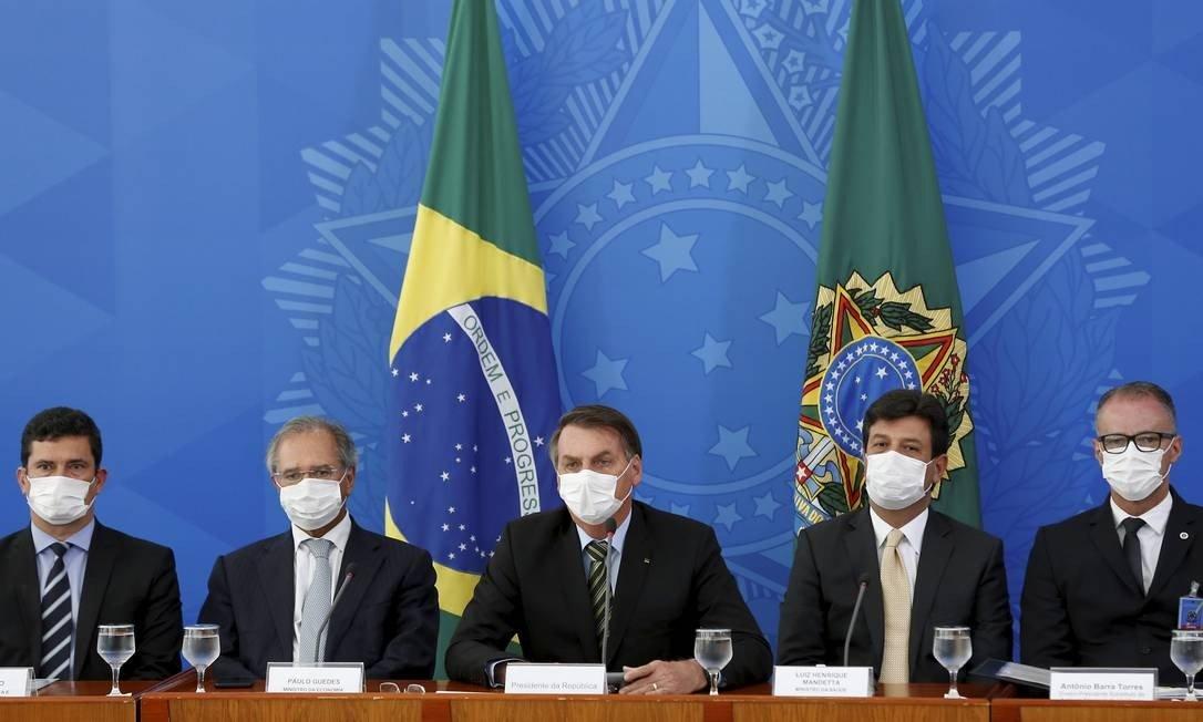 Bolsonaro fecha fronteira do Brasil com Países da América do Sul