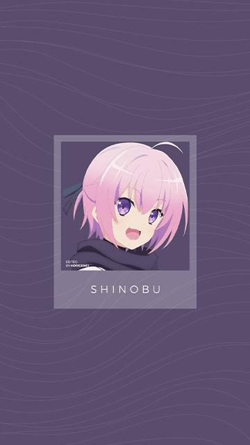 Shinobu Sarutobi - Choyoyu Wallpaper