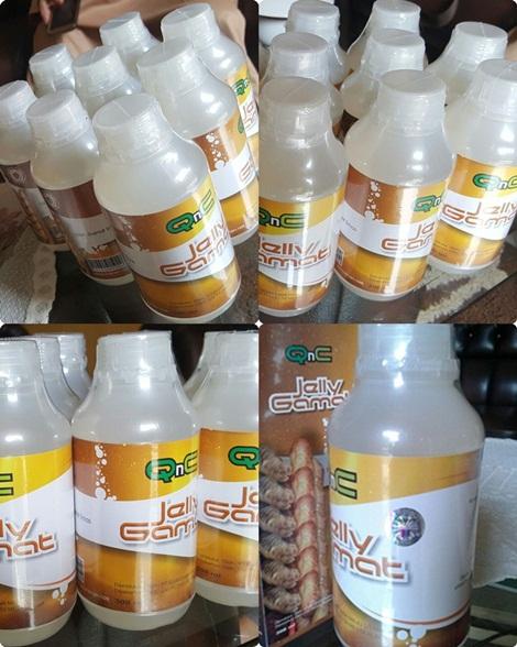 Agen Obat Herbal Jelly Gamat QnC Jawa Barat