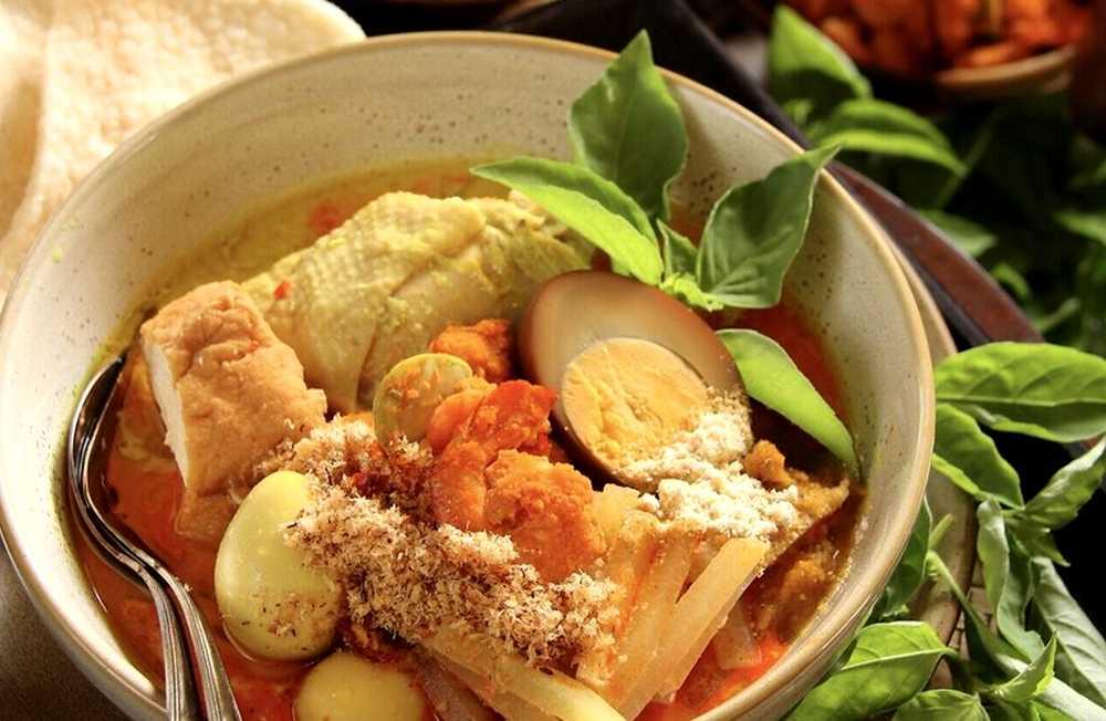 Resep Lontong Sayur Enak dan Praktis (flickr.com)