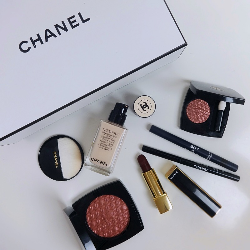 Chanel Holiday 2020 Collection review swatches makeup looks