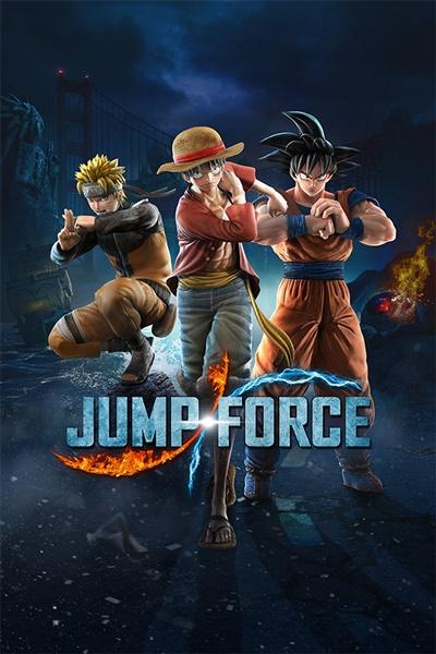 โหลดเกมส์ JUMP FORCE