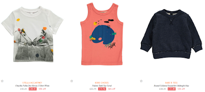 Designer kids clothes for sale on the TantrumXYZ website - featuring Stella McCartney, Bobo Choses and Babe & Tess
