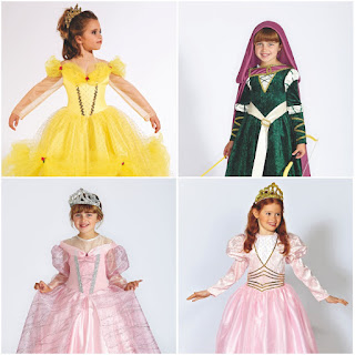 Disfraces de Niña de Princesa - Disfraces Gamar