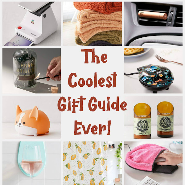 The Coolest Holiday Gift Guide Ever!