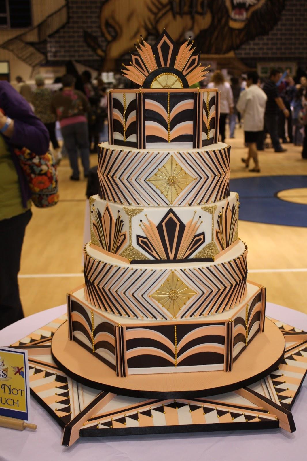 Sweet Eats Cakes Capital Area Cake Show 2013 Wedding Cakes