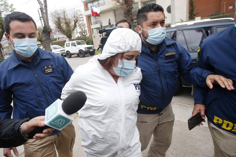 PDI detuvo a la mamá de Ámbar Cornejo