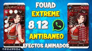 Fouad WhatsApp Extreme v8.12