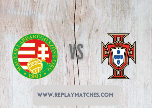 Hungary vs Portugal -Highlights 15 June 2021