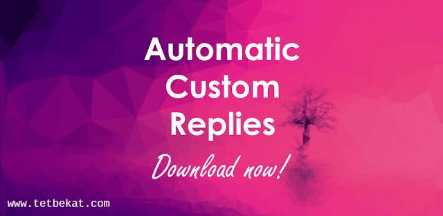 تنزيل تطبيق AutoResponder لتطبيق Instagram الرد الالي على رسائل الانستغرام