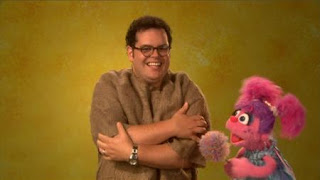 celebrity, Josh Gad, Abby Cadabby, the Word on the Street Texture, Sesame Street Episode 4407 Still Life With Cookie season 44