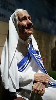 Fantasy Park Bà Nà Hills - Mother Teresa