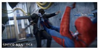 Marvel's Spider-Man PS4 Sniper