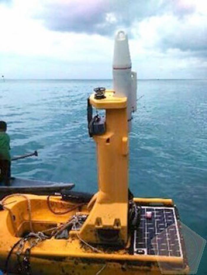 Koarmabar Temukan Benda Mencurigakan Berupa Alat Pengintai Di Dasar Laut Natuna