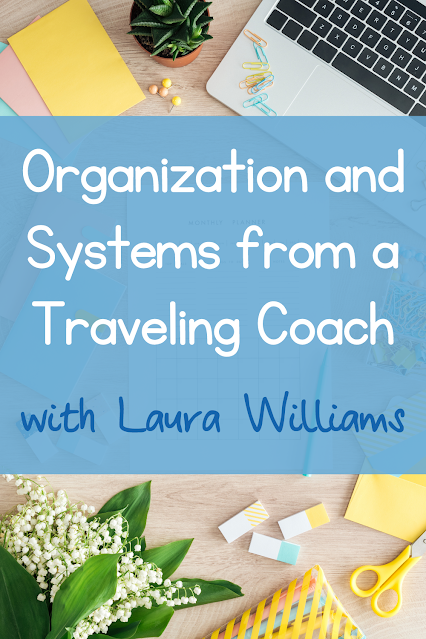 As a traveling coach, it can be difficult to stay organized and focused while visiting multiple campuses. On this episode of the Coaching Podcast, I'm joined by Laura Williams of Down River Resources. During the interview, we talk about the instructional coaching tools and systems she uses to stay organized. Click to listen to the episode and get your free copy of my Instructional Coaching Organization Forms.