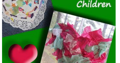 3 Simple and Sweet Heart Crafts for Kids