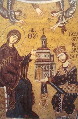 Gerbino, contra la paraula donada al rey Guilielmo, son yayo, combatix contra una nave del rey de Túnez