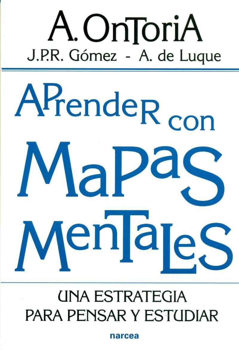 Aprender con Mapas Mentales – Antonio Ontoria Peña