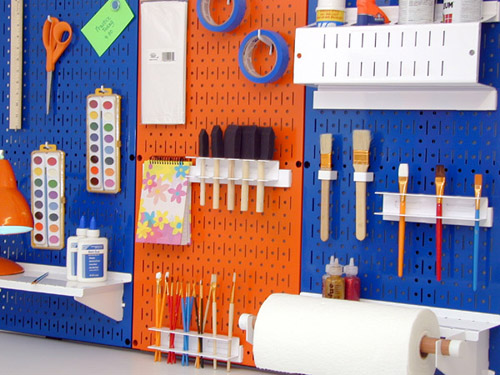 Craft Peg Board