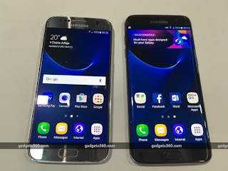 Samsung Galaxy S7, S7 Galaxy Edge launched in India: Samsung Galaxy S7, S7 Galaxy Edge Price, Features and More