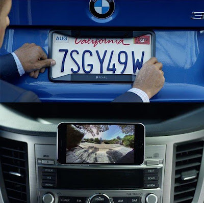 Smart Rear View Camera