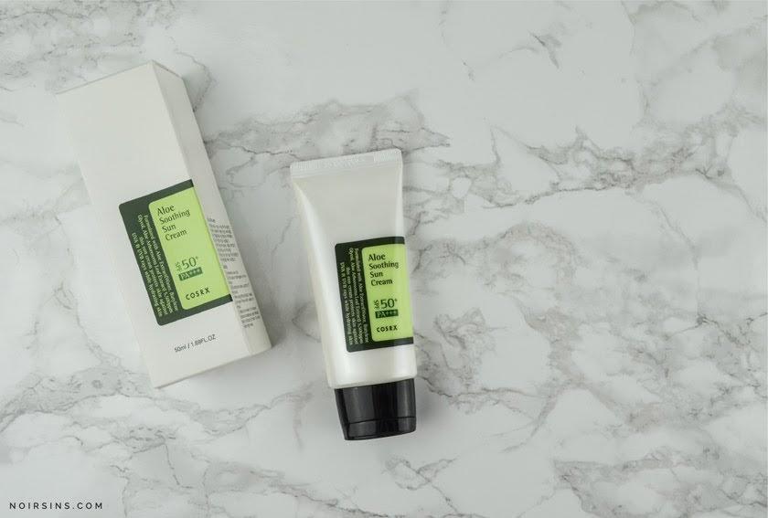 Korean 10 Step routine - Sun Cream