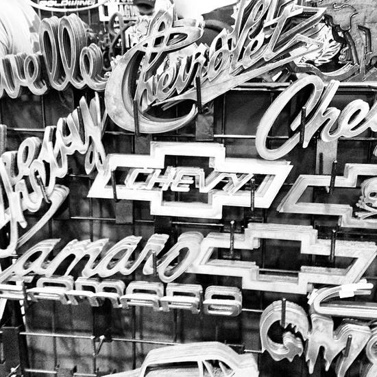 Route 46 Chevrolet: Chevy Culture: The Chevrolet Bowtie