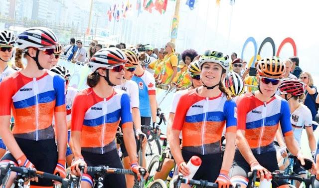 Holanda ciclismo feminino
