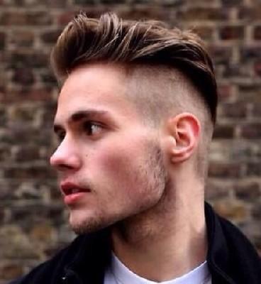 model rambut mohawk