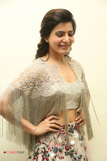 Actrss Samantha Pictures at A Aa Music Launch  0008.JPG
