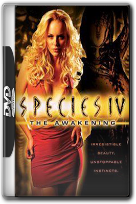 Species IV: The Awakening [2007] [DVDR NTSC] [Latino]