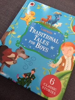 Traditional Tale For Boys book